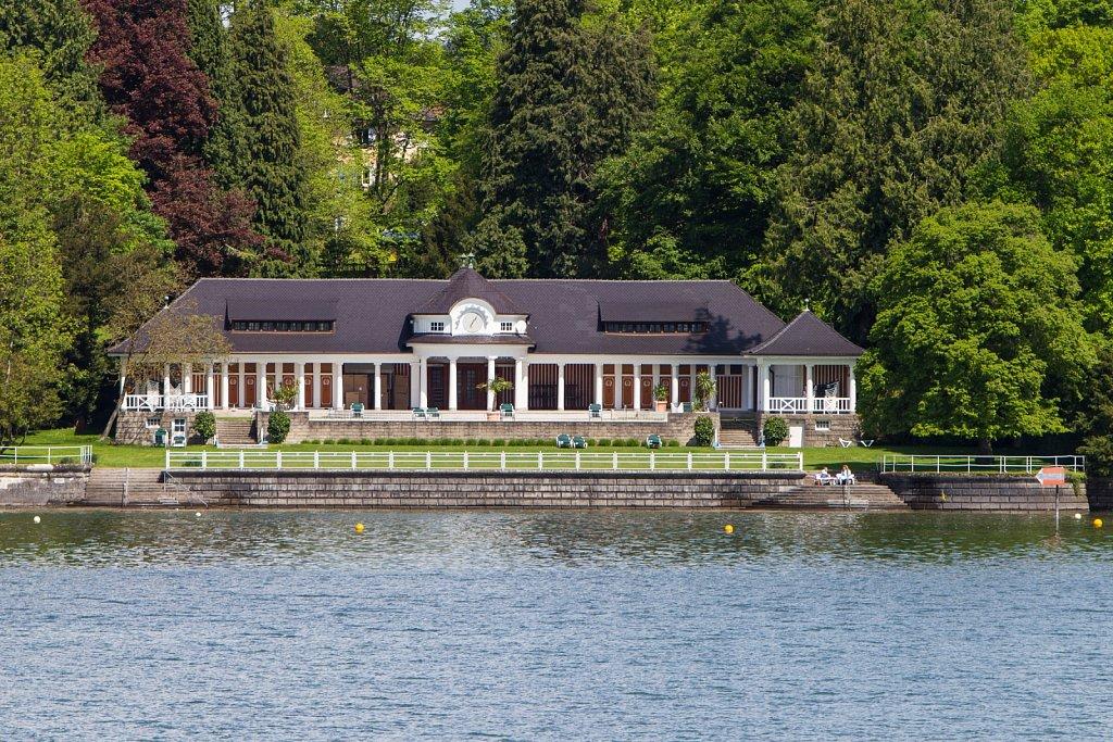 """Südstaaten""-Haus am Bodensee"